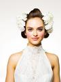 花嫁,ヘア,盛り,生花,アップ,ブライダルヘア,結婚準備,ヘアカタログ,髪型
