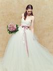 ボリュームたっぷりのフワフワで魅せる♡プリンセスラインのドレス・コレクション