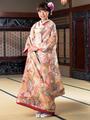 ブロガー宮川典子さんが豪華な和装スタイルを披露@目黒雅叙園【コーディネイト編】
