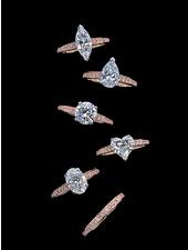 すべての花嫁に特別なダイヤモンドを